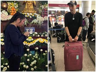 Hồng Vân hé lộ điều bất ngờ khi mở 3 vali đồ của Anh Vũ mang về từ Mỹ
