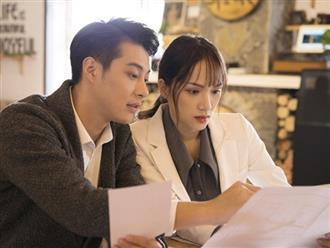 Hot boy The Face Thái và Hương Giang Idol vướng tình tay ba trong MV