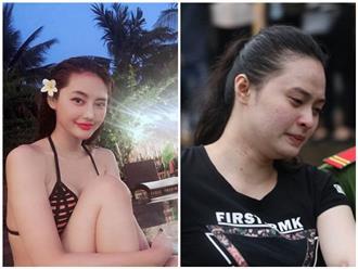 Hot girl Ngọc Miu hầu tòa, Linh Chi nhắn gửi: 'Xem video của em ở tòa thấy em khóc tim chị như cắt ra'