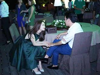 Hot: Lộ ảnh hiếm hoi về không gian lễ đính hôn của Nhã Phương và Trường Giang