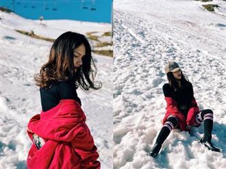 Hương Giang idol khéo léo đáp trả anti-fan khi bị nói photoshop ảnh kéo chân