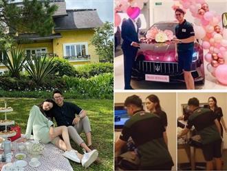 Hương Giang – Matt Liu liên tiếp du lịch riêng, ngày về chung nhà đã gần?