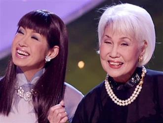 Sao Việt đau buồn khi danh ca Thái Thanh qua đời ở tuổi 86