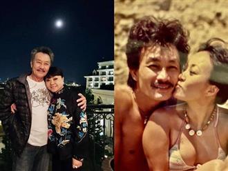 Hương Lan lên tiếng khi bị phản ứng vì đăng ảnh mặc bikini cạnh ông xã