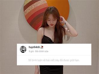 Huỳnh Anh đi chơi với bạn cực vui sau lùm xùm với Quang Hải nhưng vẫn khóa bình luận khi đăng ảnh sống ảo