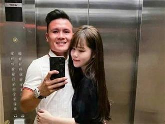 """Huỳnh Anh vừa nũng nịu vừa """"kể tội"""" Quang Hải trên livestream: """"Càng ngày càng cục súc với em"""""""