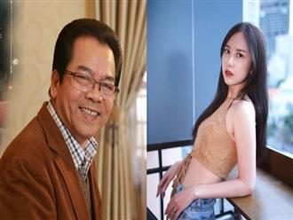 Khác hẳn hoàn toàn anh trai Bình Trọng, con gái NSND Trần Nhượng lại xinh đẹp tới nhường này