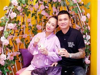 Khắc Việt hạnh phúc thông báo vợ vừa sinh đôi 1 trai 1 gái