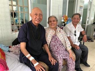Khán giả 70 tuổi lặn lội vào viện thăm khi hay tin Lê Bình bệnh ung thư