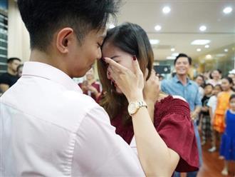 Khánh Thi bật khóc trút hết nỗi lòng với Phan Hiển: 'Buồn vui sướng khổ do mình quyết'