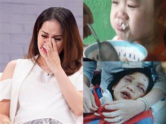 Khánh Thi nói lời gan ruột trước cảnh trẻ em bị bạo hành, bỏ rơi khi mới chào đời