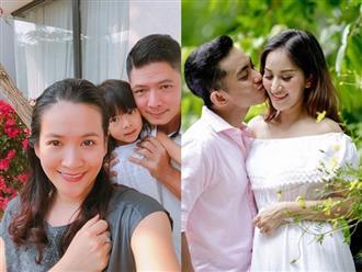 Khánh Thi than vãn khi bị đồn suýt chia tay Phan Hiển, bà xã Bình Minh bất ngờ lên tiếng