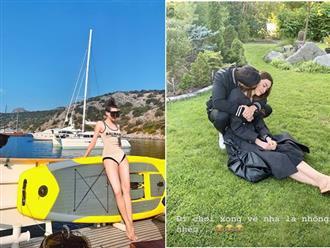 """Khoe ảnh bikini gợi cảm, Hà Hồ đáp trả khi bị antifan """"cà khịa"""""""