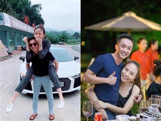 Khoe ảnh 'cõng nhau về quê', Đàm Thu Trang - Cường Đô la bị dân tình giục cưới