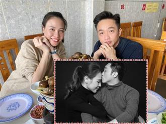 Khoe ảnh cưới còn giấu kỹ, Đàm Thu Trang nói về điểm chung lớn nhất với Cường Đô la sau 1 năm cưới