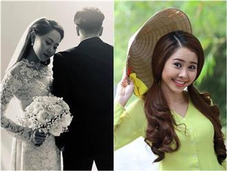 Khoe ảnh cưới đẹp lung linh, diễn viên Tường Vi sắp kết hôn?