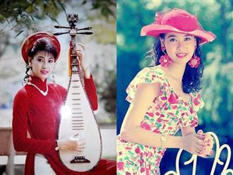 Khoe ảnh hiếm gần 30 năm trước, Hoa hậu Hà Kiều Anh được khen nức nở 'đẹp như Kiều'