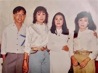 Khoe ảnh thời trẻ bên Hồng Đào và Kim Xuân, NSND Hồng Vân gây sốt bởi vóc dáng thanh mảnh, xinh đẹp