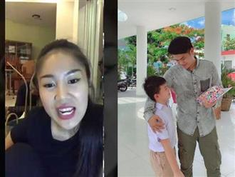 Khoe chồng trẻ thương con riêng như ruột thịt, Lê Phương bị chỉ trích: 'Khoe cho lắm vô khi có chuyện mới đẹp mặt'