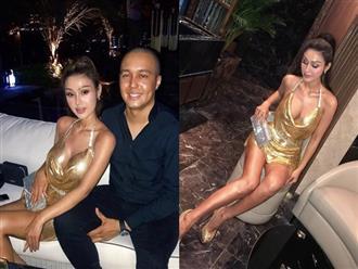Khoe thân hình 'dao kéo', Maria Đinh Phương Ánh khiến dân mạng thót tim vì gương mặt như tượng sáp