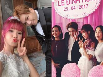 Ngỡ ngàng với quy định 'khó đỡ' dành cho khách mời tham dự lễ cưới của Khởi My và Kelvin Khánh