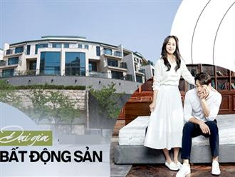 """Không chỉ quyền lực, vợ chồng Kim Tae Hee - Bi Rain còn giàu """"nức đố đổ vách"""", hai cô con gái chính là thiên kim tiểu thư hạng nhất xứ Hàn"""