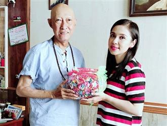 Không phải tiền, Việt Trinh tặng nghệ sĩ Lê Bình món quà vô cùng quý giá 'có 1 không 2'