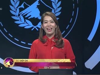 MC Diệp Chi bất ngờ lên tiếng về lùm xùm BTV Minh Tiệp bị em vợ tố bạo hành: 'Anh đã sai hoàn toàn'