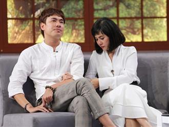 Kiều Minh Tuấn rơi nước mắt khi nhắc đến nguyện vọng có con với Cát Phượng