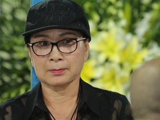 Kim Xuân nói về đám đông chen lấn, xin tiền nghệ sĩ ở lễ tang Anh Vũ