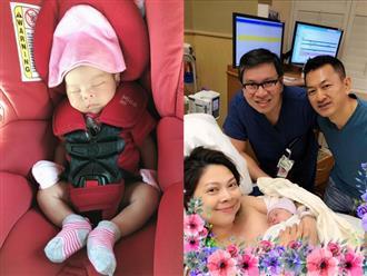 Chỉ 2 tuần sau sinh, con gái Thanh Thảo đã làm được điều này khiến ba mẹ mừng hơn nhặt được vàng