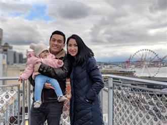 Lam Trường đăng ảnh vợ và con giữa tin đồn chia tay Yến Phương