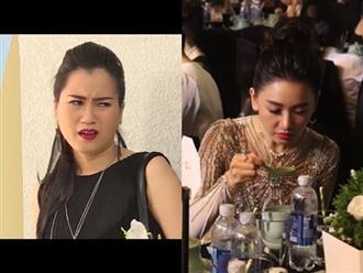 Lâm Vỹ Dạ tức giận 'dằn mặt' anti-fan khi Hari Won bị mỉa mai 'ăn như bị bỏ đói mấy ngày'