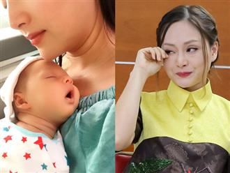 Lan Phương kể lại nhật ký 1 tháng bên con, chị em chia sẻ 'rần rần' vì quá xúc động
