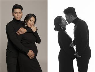"""Lê Phương tiết lộ """"vỡ kế hoạch"""", sắp sinh con thứ 2 với chồng kém tuổi"""