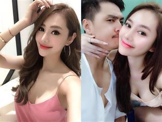 Linh Chi thông báo hoãn cưới Lâm Vinh Hải để sinh con trước