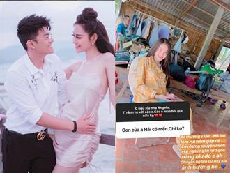 Linh Chi tiết lộ mối quan hệ với con gái Lâm Vinh Hải