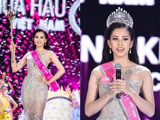 """Lộ bảng điểm thi THPT quốc gia toàn dưới 5 nhưng tân Hoa hậu Việt Nam 2018 có thực sự """"học dốt""""?"""