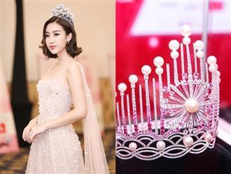 Lộ diện chiếc vương miện 'đắt xắt ra miếng' của Hoa hậu Việt Nam 2018 – Ánh sáng nhan sắc và trí tuệ