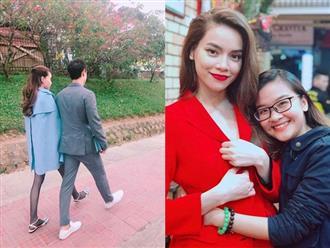Lộ hình ảnh cặp đôi Hồ Ngọc Hà - Kim Lý tình tứ đón Giáng sinh ở Đà Lạt