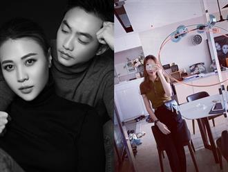 Lộ không gian sống siêu ngọt ngào của Cường Đô la và Đàm Thu Trang sau đám cưới?