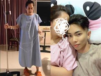 Lộ nhan sắc thật của Khánh Thi sau gần 1 tuần sinh con, Phan Hiển cũng không nói nên lời