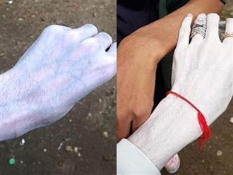 Loại kem trắng da mới khiến dân mạng Thái Lan rợn người vì độ tẩy trắng còn đáng sợ hơn cả bột giặt