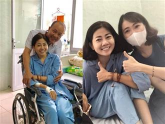 Loạt sao Việt đến thăm Mai Phương, Gia Bảo lại phát ngôn sốc: 'Xin đừng dựa vào căn bệnh của người khác mà PR ké cho bản thân mình'