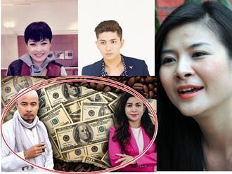 Nhiều sao Việt lên tiếng về vụ ly hôn nghìn tỷ của vợ chồng 'vua cà phê' Đặng Lê Nguyên Vũ