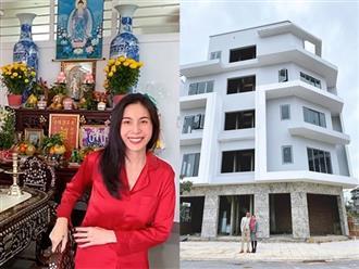 Loạt sao Việt mua nhà tiền tỷ tặng bố mẹ đầu năm mới