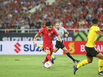 Loạt sao Việt vỡ òa trước chiến thắng của Việt Nam trước Malaysia