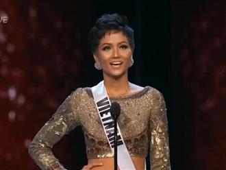 Khán giả bức xúc cho rằng lỗi phiên dịch ở phần thi ứng xử khiến H'Hen Niê trượt top 3 Miss Universe 2018