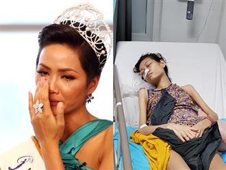Lời tạm biệt xúc động của Hoa hậu H'Hen Niê đến người mẫu trẻ bị ung thư buồng trứng