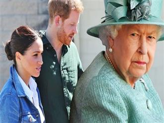 """Lý do Nữ hoàng Anh sẽ im lặng bỏ qua cho phát ngôn """"động chạm"""" đến Khối thịnh vượng chung của vợ chồng Harry"""